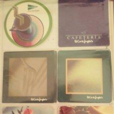Coleccionismo Papel Varios: 6 POSAVASOS DE EL CORTE INGLES. Lote 255939925