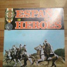 Altri oggetti di carta: ESPAÑA EN SUS HEROES N° 9. Lote 256162735