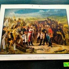 Coleccionismo Papel Varios: LAMINA CON MOTIVO DE ÉPOCA. Lote 257693645
