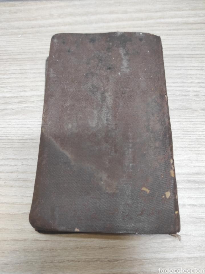 Coleccionismo Papel Varios: agenda pont à mousson 1928 - Foto 4 - 259219845