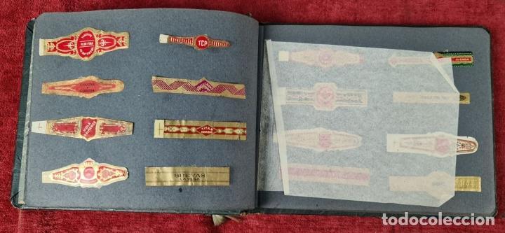 Coleccionismo Papel Varios: COLECCION DE 735 VITOLAS DE CIGARROS PUROS. VARIAS MARCAS. SIGLO XX. - Foto 7 - 261785115