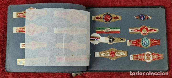 Coleccionismo Papel Varios: COLECCION DE 735 VITOLAS DE CIGARROS PUROS. VARIAS MARCAS. SIGLO XX. - Foto 12 - 261785115