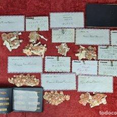 Coleccionismo Papel Varios: COLECCION DE 735 VITOLAS DE CIGARROS PUROS. VARIAS MARCAS. SIGLO XX.. Lote 261785115