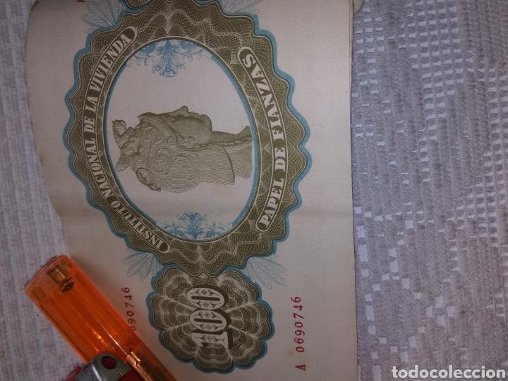 Coleccionismo Papel Varios: PAPEL DE FIANZAS .11 UNIDADES. AÑOS 1940 y 1962 - Foto 15 - 262058560