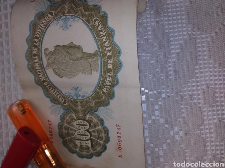 Coleccionismo Papel Varios: PAPEL DE FIANZAS .11 UNIDADES. AÑOS 1940 y 1962 - Foto 16 - 262058560