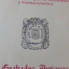 Coleccionismo Papel Varios: GRABADOS ANTIGUOS DE SALAMANCA. Lote 262775595
