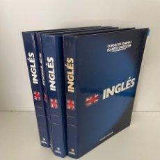 Coleccionismo Papel Varios: CURSO INGLÉS. Lote 264026265