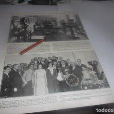 Coleccionismo Papel Varios: RECORTE AÑO 1922( NUEVA EXPOSICIÓN DE LOS SRES,R.OYARZUN Y COMPª.S.EN C.AFEITAR JABÓN GAL. Lote 266573478