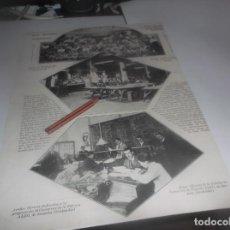 Coleccionismo Papel Varios: RECORTE AÑO 1922.SANTOÑA(SANTANDER)FÁBRICA DE CONSERVAS DE PESCADOS ALBO (JABÓN FLORES. Lote 266578778