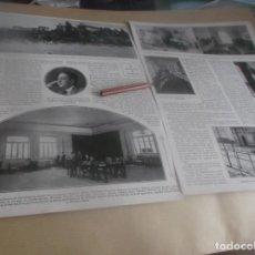 Collectionnisme Papier divers: RECORTE AÑO 1922(MADRID)LA RESIDENCIA DE ESTUDIANTES (EXPEDICIÓN CRÁTERES DE ETNA. Lote 267116984
