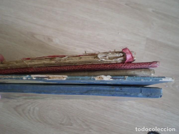 Coleccionismo Papel Varios: 5 CUENTOS AÑOS 30-40. EN FRANCES. BIBICHE PETIT FILLE, UN BON PETIT DIABLE..... - Foto 3 - 269077078