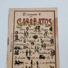 Coleccionismo Papel Varios: GARABATOS,NUM.2. PONS Y Cª.. Lote 269081848