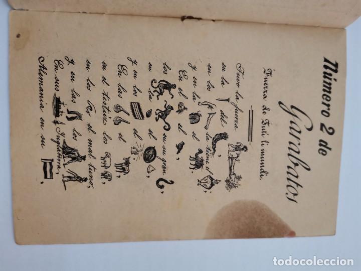Coleccionismo Papel Varios: P-12761. GARABATOS,NUM.2. PONS Y Cª. - Foto 2 - 269081848