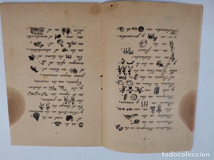 Coleccionismo Papel Varios: P-12761. GARABATOS,NUM.2. PONS Y Cª. - Foto 3 - 269081848