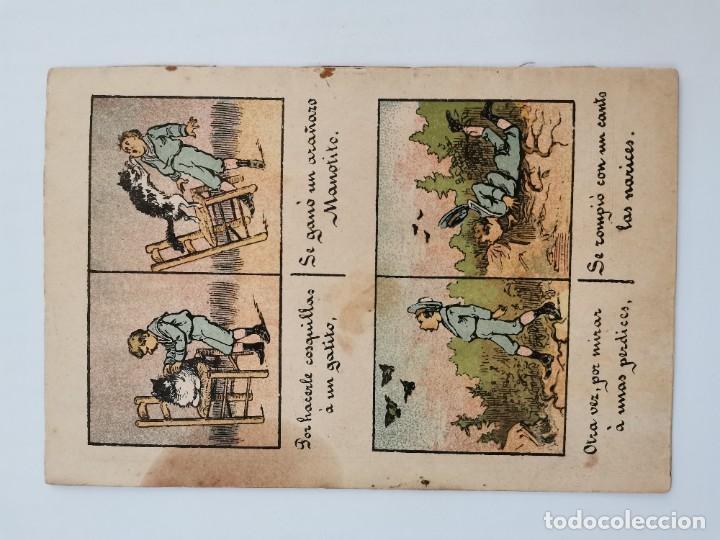 Coleccionismo Papel Varios: P-12761. GARABATOS,NUM.2. PONS Y Cª. - Foto 7 - 269081848