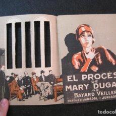 Coleccionismo Papel Varios: EL PROCES DE MARY DUGAN-TEATRO CATALAN ROMEA-PROGRAMA ANTIGUO-VER FOTOS-(K-3292). Lote 269161068