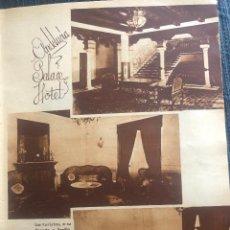 Outros artigos de papel: PUBLICIDAD EN PRENSA ORIGINAL AÑO 1935. ANDALUCÍA PALACE HOTEL, ACTUALMENTE ALFONSO XIII DE SEVILLA.. Lote 269227458