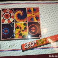 Coleccionismo Papel Varios: ANTIGUO BLOCK BLOC ANAYA AIR COLORS DIBUJO SIN USAR. Lote 269985508