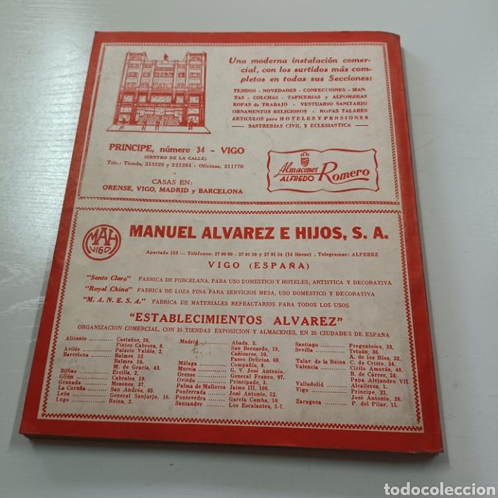 Coleccionismo Papel Varios: GUIA TELEFONICA DE PONTEVEDRA Y PROVINCIA 1969 VIGO TUY PORRIÑO ESTRADA ... - Foto 6 - 270533383