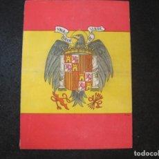 Coleccionismo Papel Varios: ESPAÑA UNA GRANDE LIBRE-HOMENAJE A LOS CAIDOS POR DIOS Y ESPAÑA-AÑO 1939-VER FOTOS-(K-3623). Lote 274016603