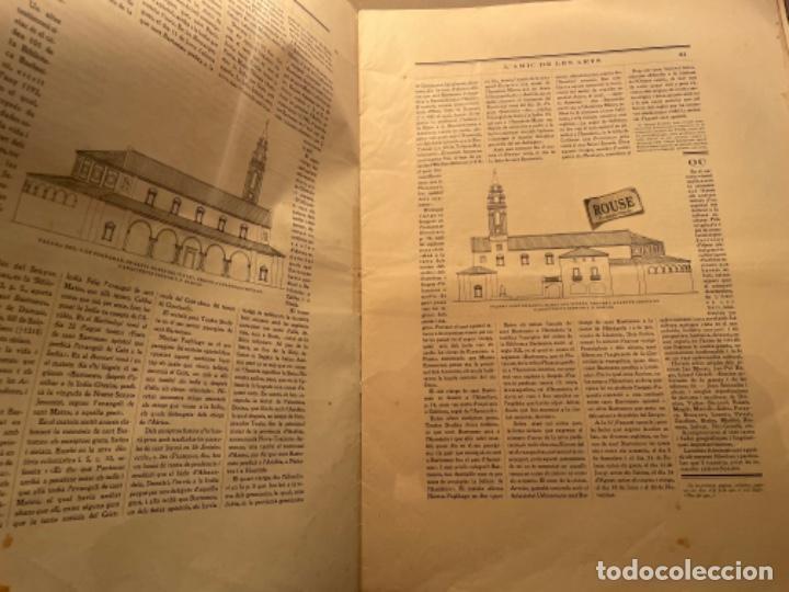 Coleccionismo Papel Varios: VANGUADIAS - REVISTA LAMIC DE LES ARTS - GASETA DE SITGES ANY II Nº17 - 31 DAGOST 1927 KRTU per J. - Foto 2 - 274406943