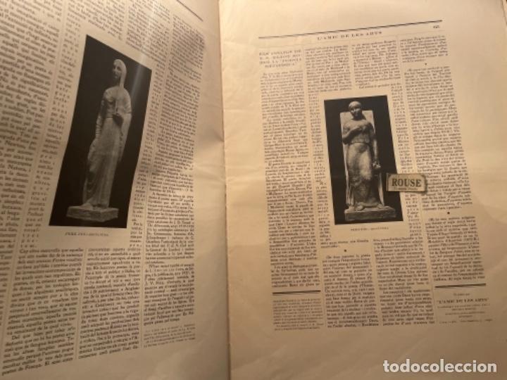 Coleccionismo Papel Varios: VANGUADIAS - REVISTA LAMIC DE LES ARTS - GASETA DE SITGES ANY II Nº17 - 31 DAGOST 1927 KRTU per J. - Foto 5 - 274406943