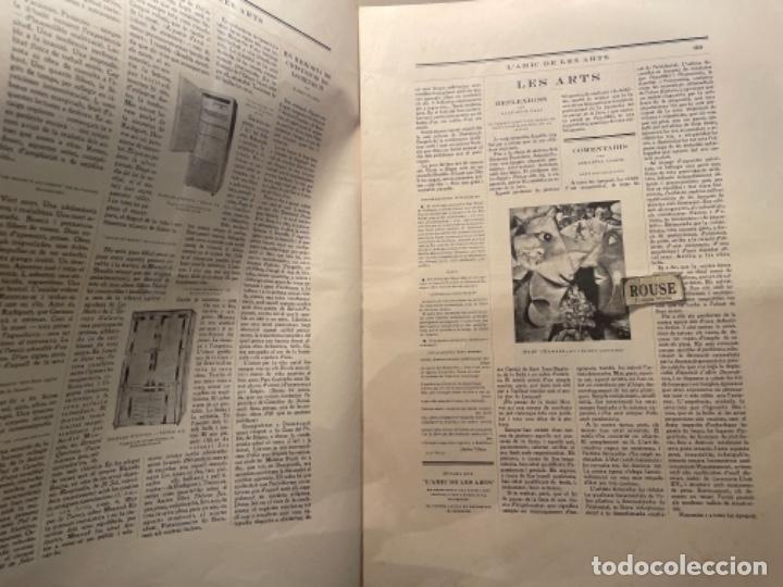 Coleccionismo Papel Varios: VANGUADIAS - REVISTA LAMIC DE LES ARTS - GASETA DE SITGES ANY II Nº17 - 31 DAGOST 1927 KRTU per J. - Foto 6 - 274406943