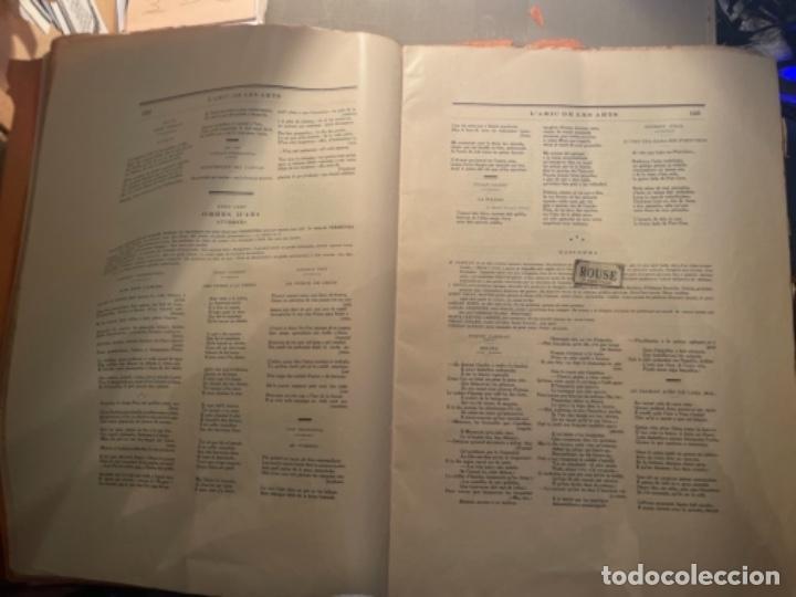 Coleccionismo Papel Varios: VANGUADIAS - REVISTA LAMIC DE LES ARTS - GASETA DE SITGES ANY II Nº12 - 31 DESEMBRE1927 DEDICAT CU - Foto 8 - 274414048