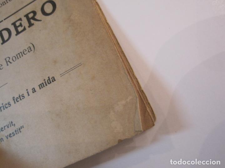 Coleccionismo Papel Varios: VIDA CATALANA-PROGRAMA TEMPORADA TEATRAL 1917 1918-VER FOTOS-(K-3719) - Foto 12 - 275944218