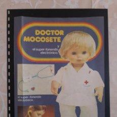 Collectionnisme Papier divers: ANUNCIO PUBLICIDAD AÑOS 70 MUÑECO DOCTOR MOCOSETE TOYSE. Lote 276196223
