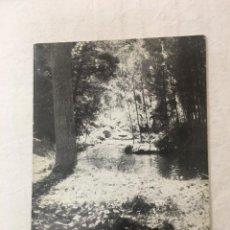 Coleccionismo Papel Varios: JOSÉ Mª SOLÁ CAMPS. GEOGRAFÍA LITERARIA EL MONTSENY. MADRID, 1958.. Lote 277057323