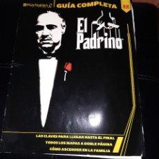 """Coleccionismo Papel Varios: GUÍA PARA EL VIDEOJUEGO """"EL PADRINO"""" DE PS2. REVISTA OFICIAL PS2.. Lote 279458683"""