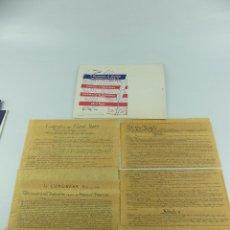 Collectionnisme Papier divers: FACSÍMIL DE DOCUMENTOS DECLARACION DE INDEPENDENCIA CONSTITUCION DE ESTADOS UNIDOS U.S.A.. Lote 285538453