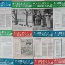 Collectionnisme Papier divers: ANTIGUOS CATÁLOGOS ABEJAS Y COLMENAS 1965 ÓRGANO DEL GRUPO Y DE LA ESCUELA NACIONAL DE APICULTURA. Lote 285747903