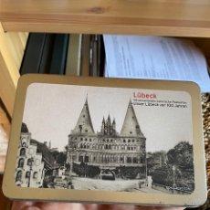 Collectionnisme Papier divers: 48 POSTALES LÜBECK (ALEMANIA). Lote 287028563