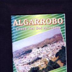 Coleccionismo Papel Varios: PROGRAMA FIESTAS POPULARES DE ALGARROBO(MALAGA)-AÑO1998-90 PAGINAS INTERIORES-VER FOTOS ADICIONALES.. Lote 287086998