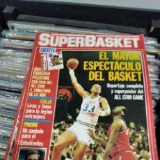 Collectionnisme Papier divers: REVISTA SUPERBASKET 13 MARZO 1987. Lote 287359073