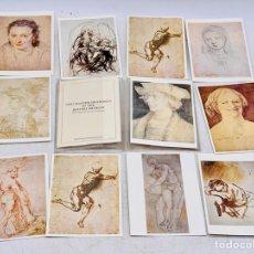 Coleccionismo Papel Varios: POSTALES DE ARTE. Lote 287714273