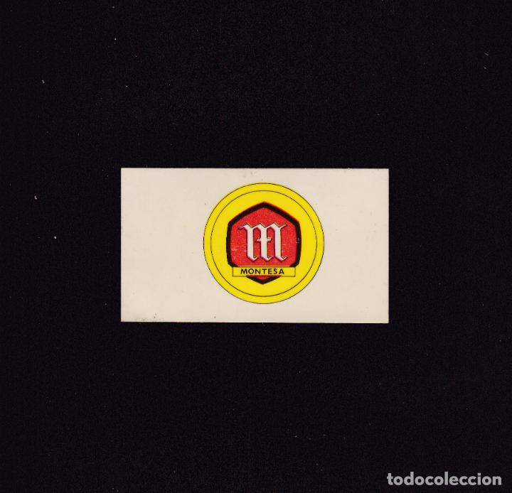 CROMO DIDEC MONTESA - Nº 192 - NUNCA PEGADO (Coleccionismo en Papel - Varios)