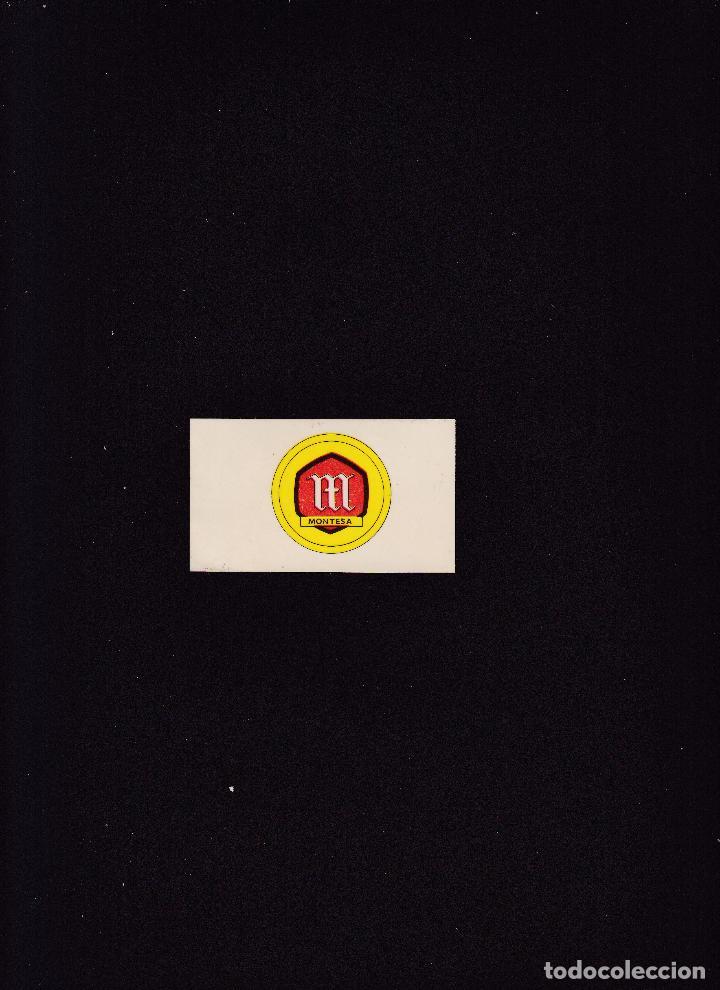 Coleccionismo Papel Varios: CROMO DIDEC MONTESA - Nº 192 - NUNCA PEGADO - Foto 2 - 288194528