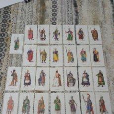 Coleccionismo Papel Varios: COLECCIÓN COMPLETA DE 27 ALELUYAS DE FIESTAS DE MOROS Y CRISTIANOS DE ALCOY 1976. Lote 289632078