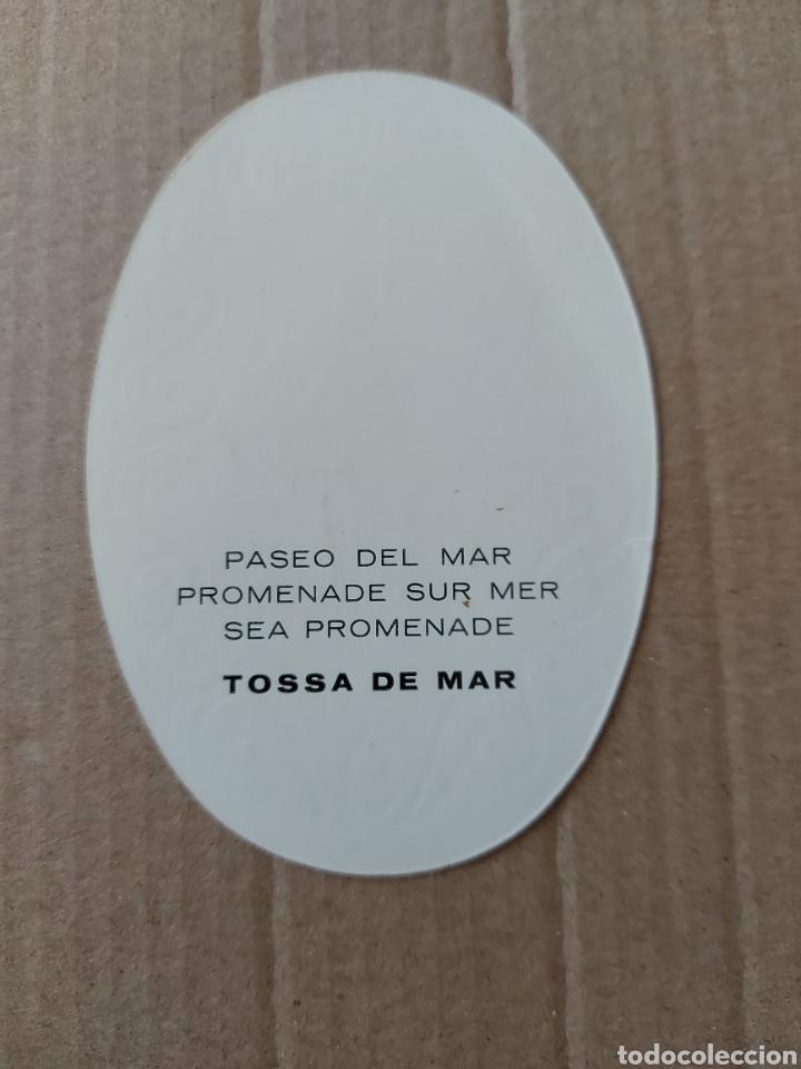 Coleccionismo Papel Varios: 9 cm Posavasos Cartón Ysadora Club Discoteca Discotheque Tossa de Mar Local . - Foto 2 - 289670298