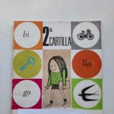 Coleccionismo Papel Varios: SEGUNDA CARTILLA PALAU DE ANAYA, AÑOS 70. Lote 289714938