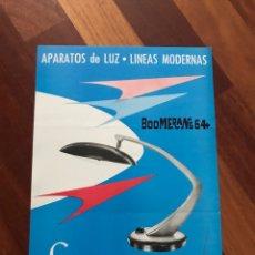 Coleccionismo Papel Varios: PUBLICIDAD LÁMPARA FASE ORIGINAL. Lote 293918778