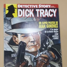 Coleccionismo Papel Varios: REVISTA DETECTIVE STORY, DICK TRACY.. Lote 295593583