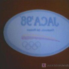 Pegatinas de colección: JACA 98. Lote 5187621