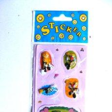 Pegatinas de colección: PEGATINAS STICKER. Lote 20600922