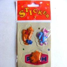 Pegatinas de colección: PEGATINAS STICKER. Lote 20889985