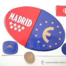 Pegatinas de colección: ADHESIVOS - PEGATINAS MADRID. Lote 22279523