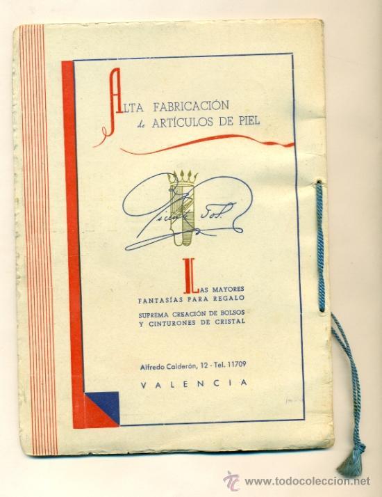 Catalogo del teatro principal valencia 1946 comprar for Teatro principal valencia